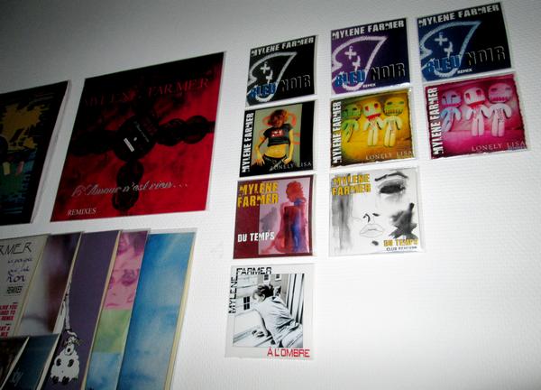 "CD Promo monotitre ""A l'ombre"""