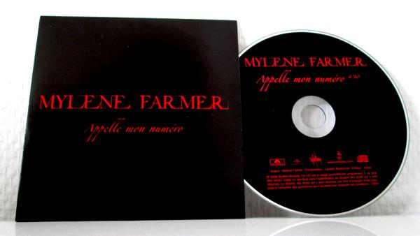 """CD Promo """"Appelle mon numéro"""" et """"C'est dans l'air"""""""