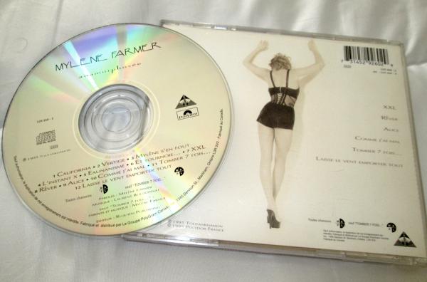 """Album """"Anamorphosée"""" import Canada"""