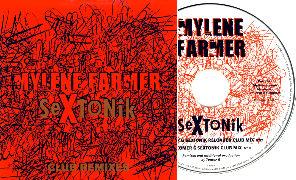 "CD Promo ""Sextonik"" Club Remixes"