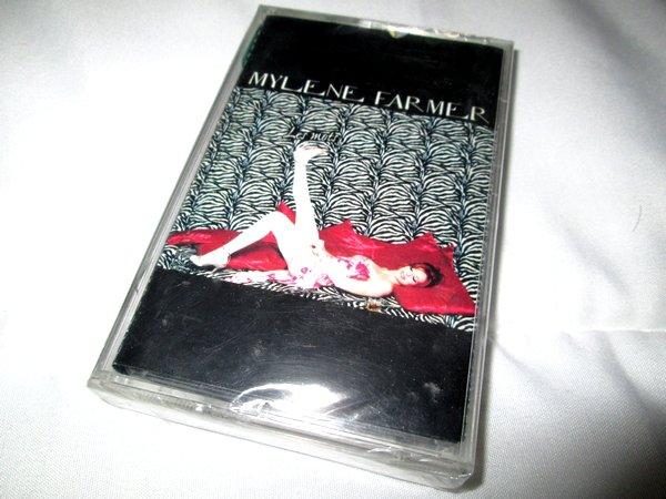 """Cassette """"Les mots"""" import Ukraine"""