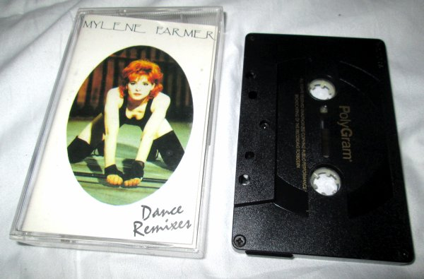 "Cassette import Indonésie ""Dance Remixes"""