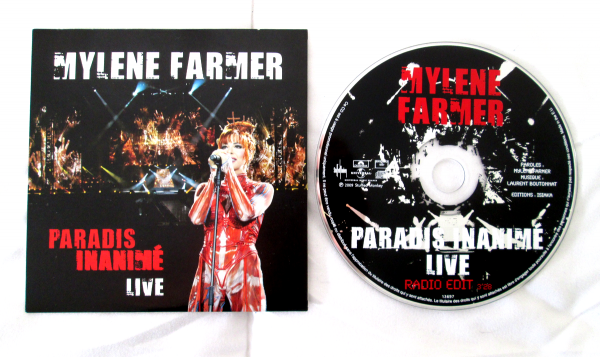 "Support ""Paradis inanimé (Live)"""