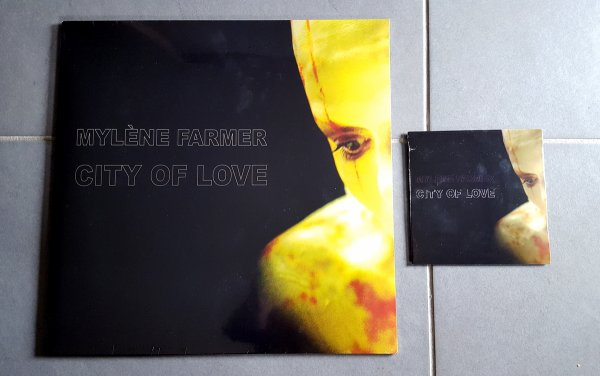 "Supports Single ""City of love"""