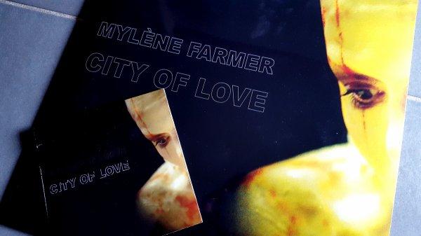 "Single ""City of love"""