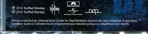 """Bleu Noir"" import Canada"