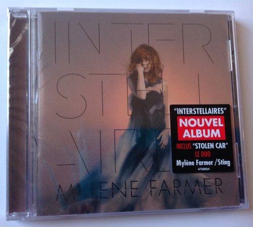 """33 Tours """"L'autre"""" import Allemagne et CD """"Interstellaires"""" import Canada"""