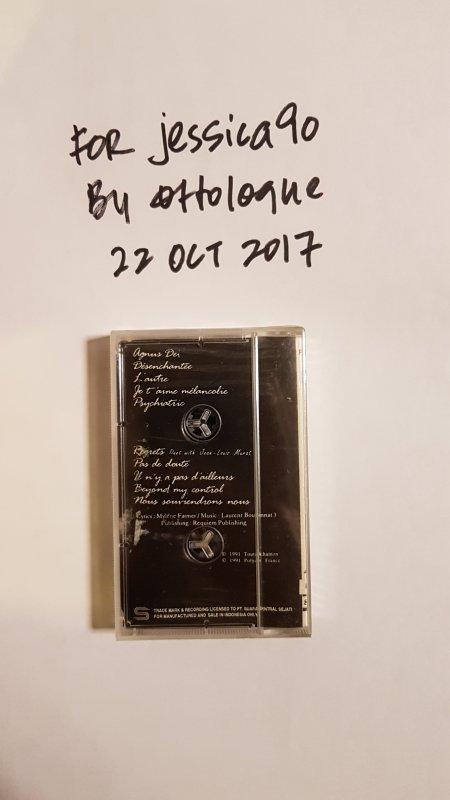 """Cassette """"L'autre..."""" import Indonésie"""
