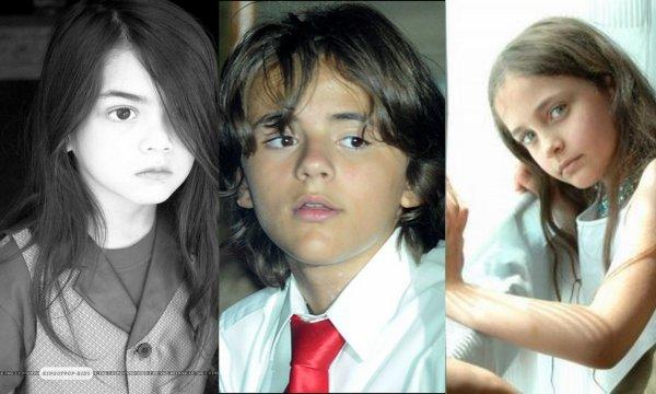 Les enfants de Michael :) !