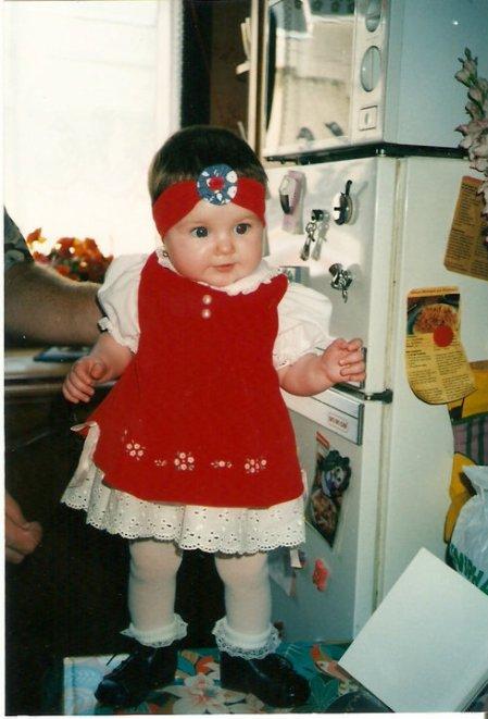 De L'enfance , a L'adolescence :)