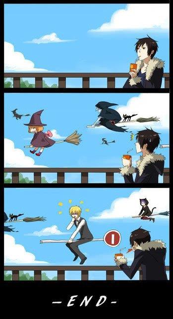 Parodies de mangas - 1 -
