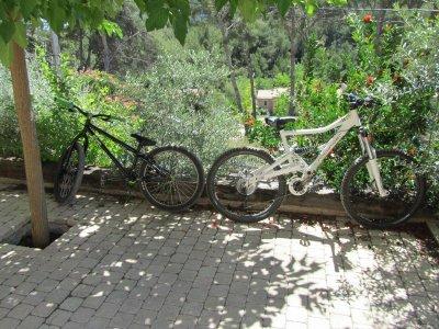 Mes bikes !!
