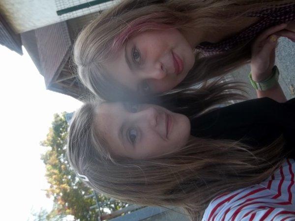 Danaëlle & maÿliss ♥