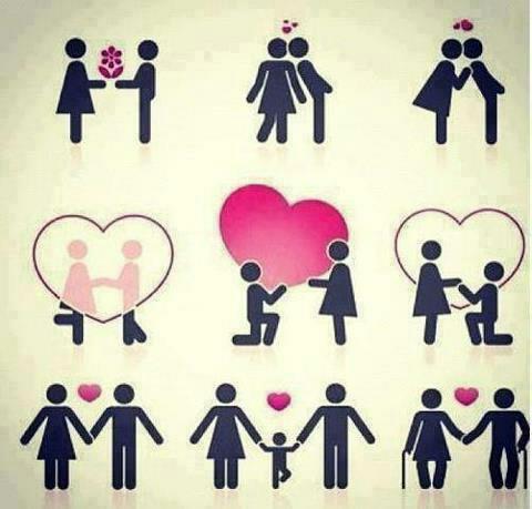 Une relation comme ça ? J'en rêve *.* ♥