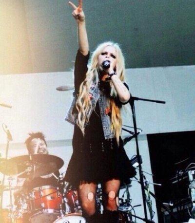 Fan d'Avril Lavigne?