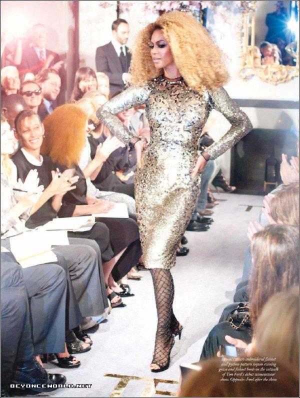 Beyonce New Photoshoot