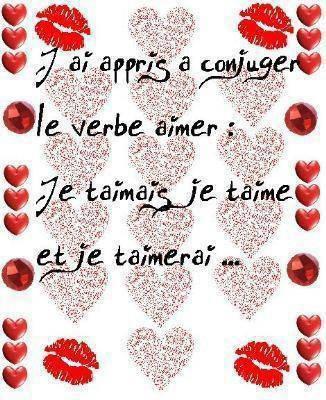 Poème Je T'Aime