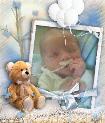 Théo (mon p'tit fils ki est né le 19 mars 2012)