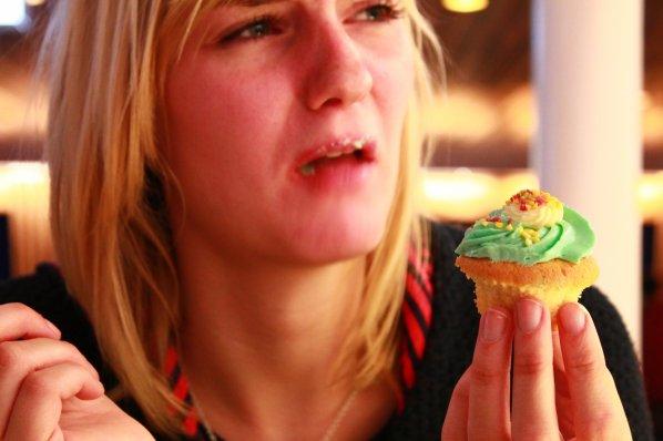 Stockholm - L'expérience cupcake