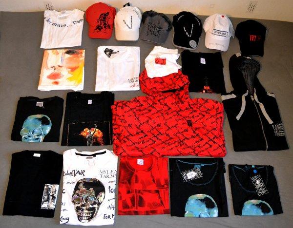 Le merchandising: les vêtements