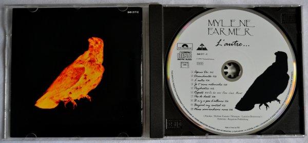 Nouveautée: CD cristal L'autre