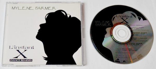 L'instant X: Maxi CD français