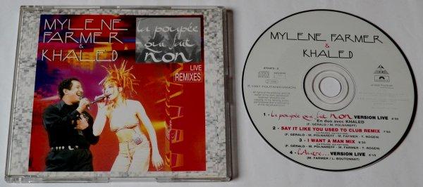 Maxi CD La Poupée Qui Fait Non Live