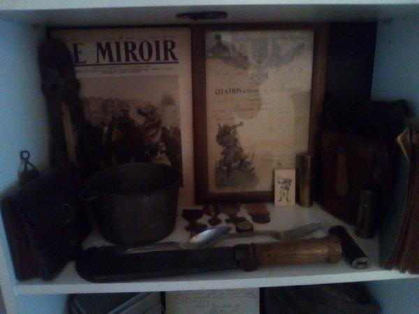 Journal miroir datée de 1917