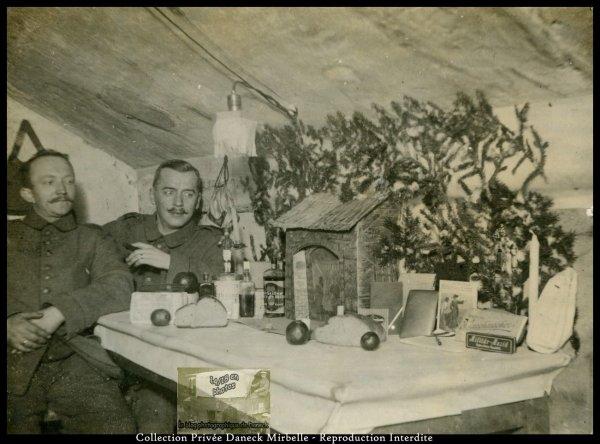 Joyeux Noël plein de militaria pour 2018