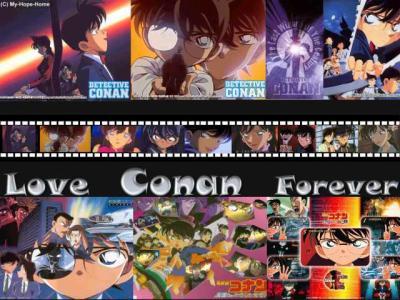 Comment j'ai connu détective Conan