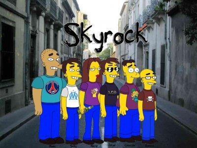 L'équipe de Skyrock :)