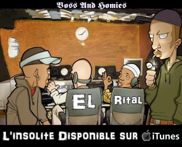 """Pochette + Tracklist pour EP """" L'insolite """""""