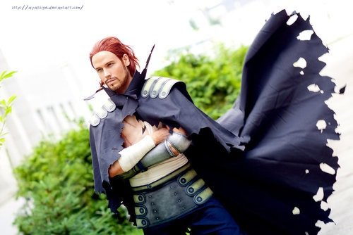 Cosplay Guildartz Clive