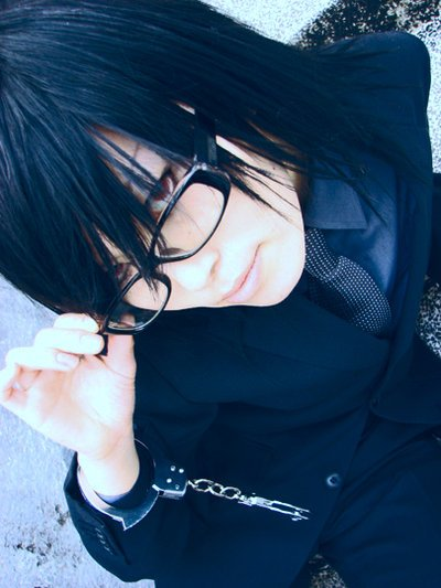 Cosplay Teru Mikami