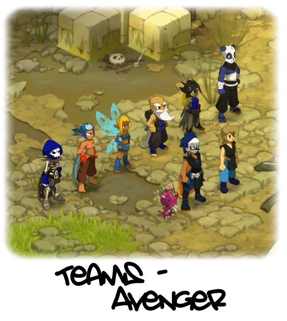 Team-Avengers ; La renaissence !  :D