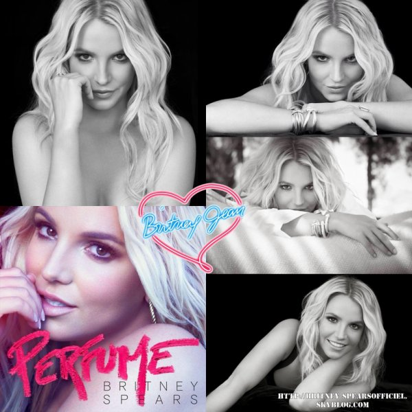 "Nouvel Photo Promo ""Britney Jean"""
