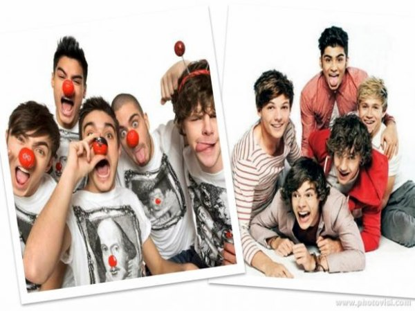 The Wanted et One Direction : Un duo ?