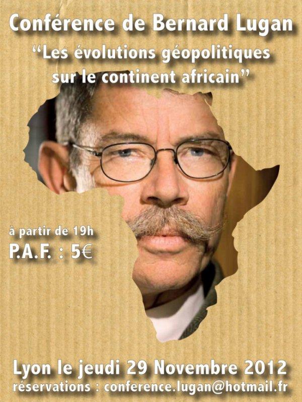 Les évolutions géopolitiques du continent africain