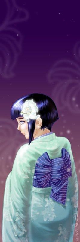 One shot: hinata/sasuke (ou pas...)               -Amour impossible-