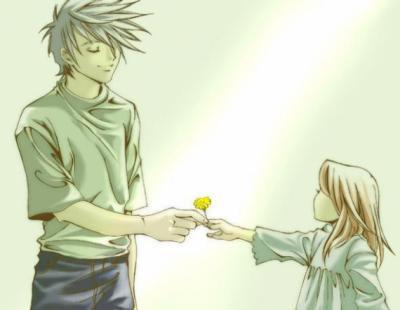"""Os   kakashi-sakura                          """"je serais ton amoureuse"""""""