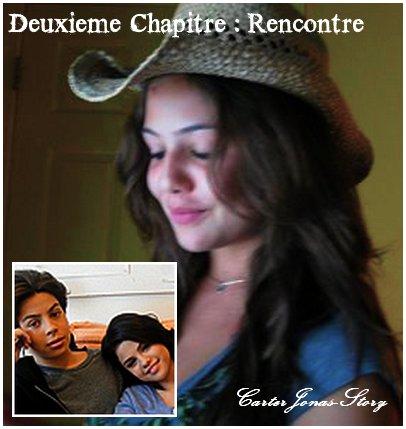 CarterJonas-Story  Deuxième Chapitre : Rencontre  CarterJonas-Story   Ecrit en écoutant Owl City - I'll meet you there