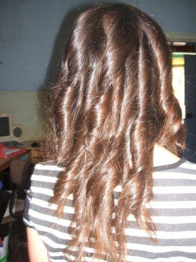 Nouvelle coiffure