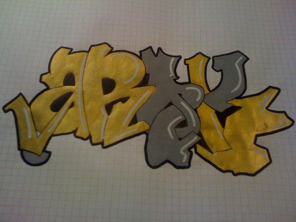 nouveau graff