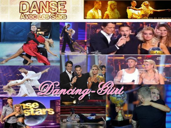 La danse en Couple Katrina Patchett