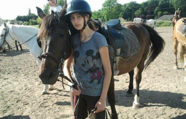 L'equitation plus qu'une passion un rêve m'envoler avec eux ...