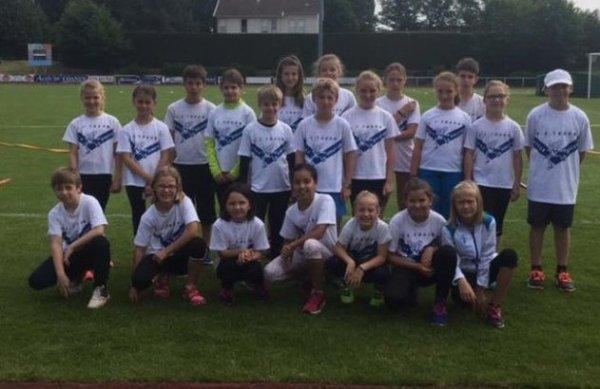 Coupe des Vosges Poussins ce lundi 5 juin