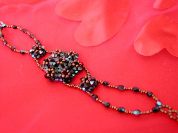 """Bracelet """"Belle de Nuit"""""""