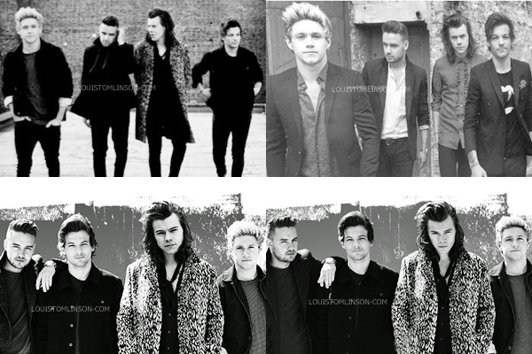 made in the A.M photoshoot