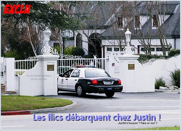 .  / Apparition /  Jeudi 2 Fevrier  → Justin arrive a l'aéroport LAX a a los Angeles. Et oui comme il la dit sur son compte twitter , il va passer un peut de temp avec sa famille. .