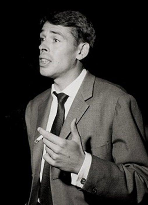 Jacques Brel et décédé le 09/10/1978